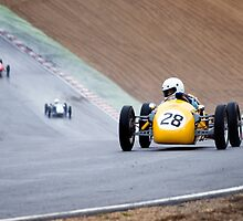 Kieft at Brands by Paul Woloschuk
