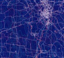 Massachusetts  USGS Historical Topo Map MA Taunton 353067 1893 62500 Inverted Sticker