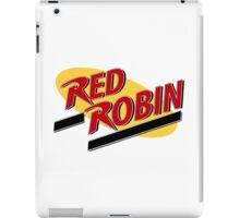 Gotham's Red Robin! iPad Case/Skin