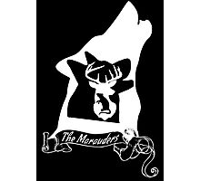 The Marauders (White) Photographic Print