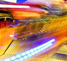 Evening at the Fairground 5 by TREVOR34