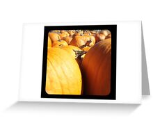 TTV- the patch Greeting Card