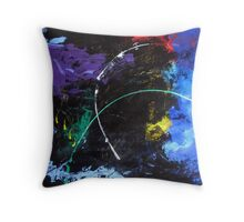 10-minute Painting Throw Pillow