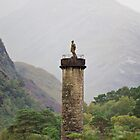Glenfinnan Monument (Loch Shiel, Glenfinnan, Scotland) by Yannik Hay