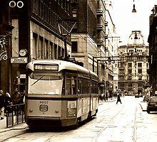Milano by Brendan Buckley