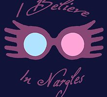 I Believe in Nargles  by kasia793