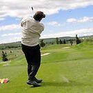 Golf Swing N by Al Bourassa