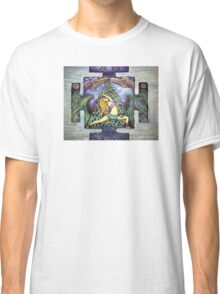 Exalted warrior pose Classic T-Shirt