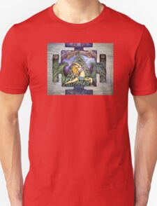 Exalted warrior pose T-Shirt