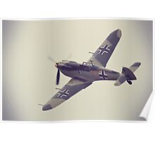 BF 109 Poster