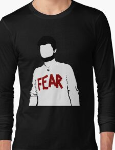 Mose = Fear Long Sleeve T-Shirt