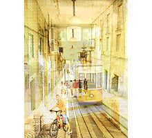 Memories from Lisbon Photographic Print