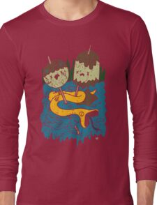 Bubblegum's Most Valued Thing Long Sleeve T-Shirt