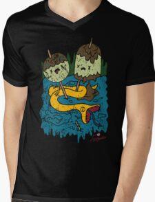Bubblegum's Most Valued Thing Mens V-Neck T-Shirt