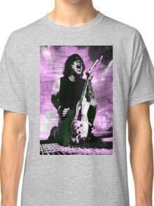 Frank Iero Purple Edit Classic T-Shirt
