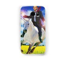 Obama unicorn win Samsung Galaxy Case/Skin