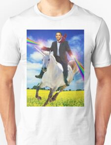 Obama unicorn win T-Shirt
