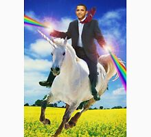 Obama unicorn win Unisex T-Shirt