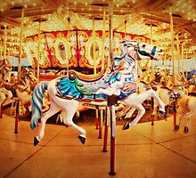 Merry .. Go Round and Round by Sarah Beard Buckley