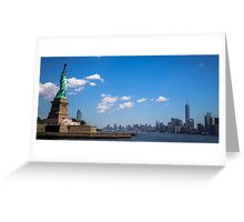 Liberty and Freedom for All Greeting Card