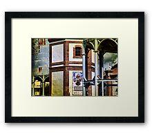 Modernist Spirit Framed Print