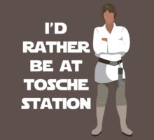 I'd Rather be at Tosche Station One Piece - Short Sleeve