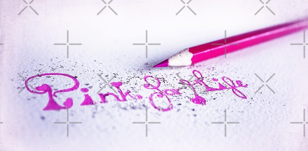 pink for life by Ingz