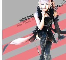 Lightning Returns: Final Fantasy XIII - Lumina Case by Susanwolf