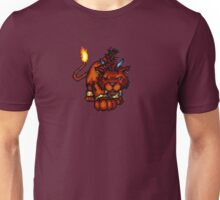 FF7 Nanaki/Red XIII Pixelart Unisex T-Shirt