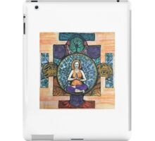 Fire log pose iPad Case/Skin
