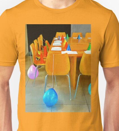 Coming to the Party Unisex T-Shirt