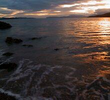 September Sun at Tralee Bay by JOHN MACBRAYNE