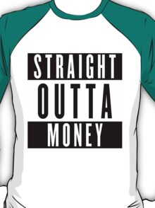 Straight Outta Meme Funny/Hipster/Tumblr Tee T-Shirt