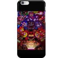 Five Nights at Freddys iPhone Case/Skin