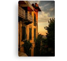 Feosole at Sunset Canvas Print