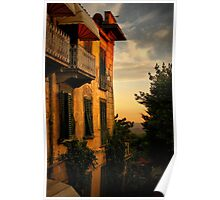 Feosole at Sunset Poster