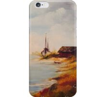 Aspirations by the Water iPhone Case/Skin