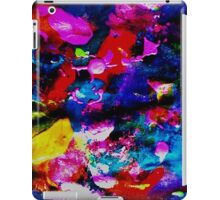 Pink Blossoms in Autumn iPad Case/Skin
