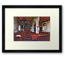 St.Mary's Framed Print