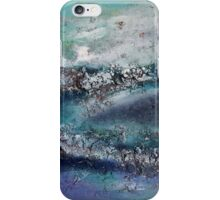 Mist Upon Rocks iPhone Case/Skin