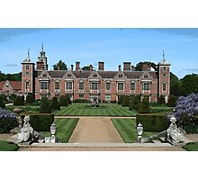 Blickling Hall Photographic Print