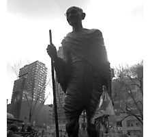 monument, union square park, nyc Photographic Print