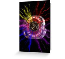 It's Morphin Time - DINOZORD POWER! Greeting Card