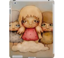 angel dust iPad Case/Skin