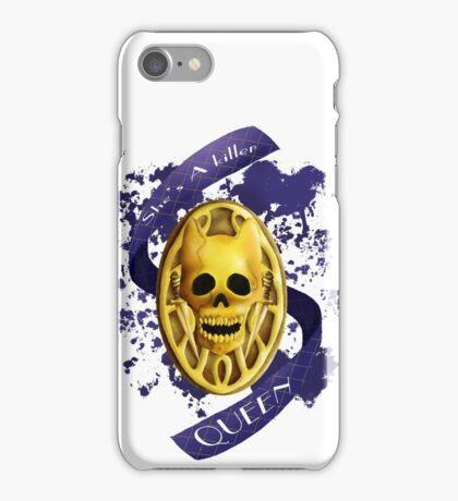 Killer Queen iPhone Case/Skin
