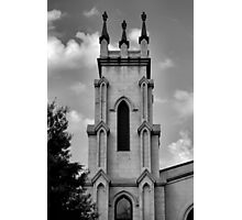 Trinity Episcopal Cathedral 3  Photographic Print