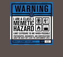 SCP 426 Warning Sign T-Shirt