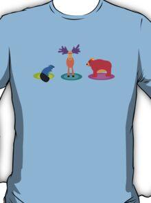 canadian animals T-Shirt