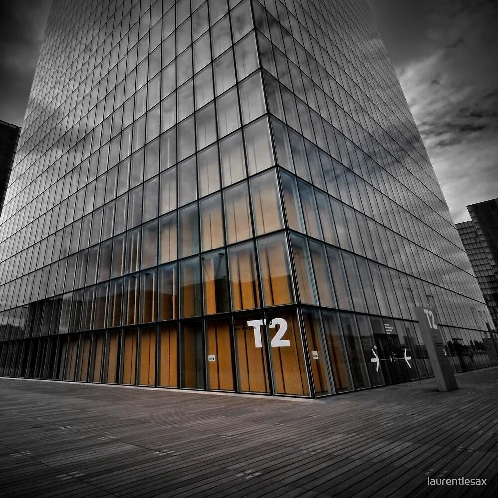 T2 by Laurent Hunziker