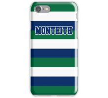 GoCanucksGo iPhone Case/Skin